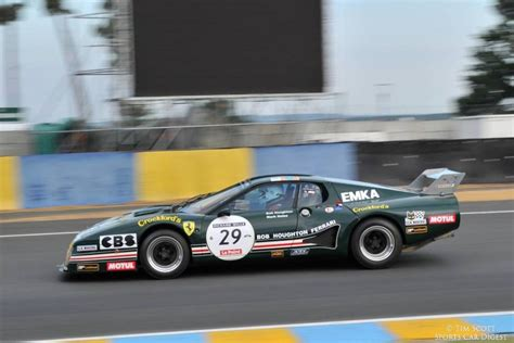 le mans classic      results report