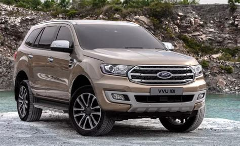 Ford Everest 2020 by 2020 Ford Everest Specs Price Engine Raptor