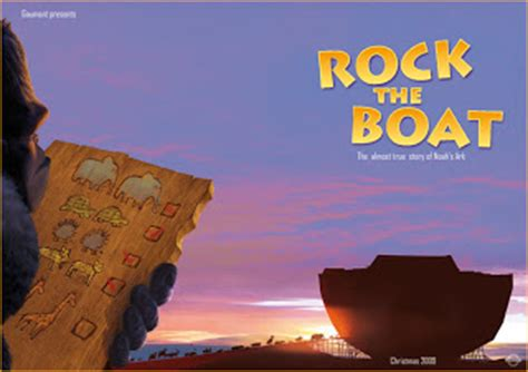 Rock The Boat Productions by Bible Noah To Rock The Boat