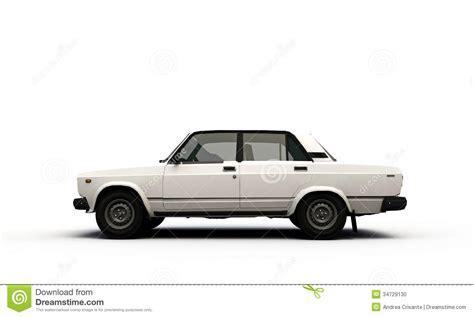 car profile stock photo image