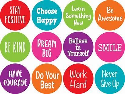 Positive Sayings Created
