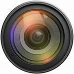 Camera Lens Transparent Clip Dslr Clipart Iphone