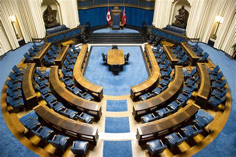 chamber renovation project legislative assembly  manitoba