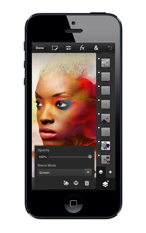photoshop touch  android  ios phones