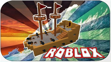 How To Build A Boat Roblox by Build A Boat Survive In Roblox Build A Boat For