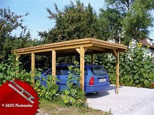 Holz Für Carport Kaufen : holz carport skanholz holstein flachdach einzelcarport vom gartenhaus fachh ndler ~ Orissabook.com Haus und Dekorationen