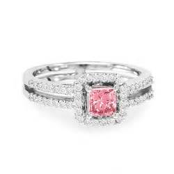 pink engagement ring 94 carats engagement rings review