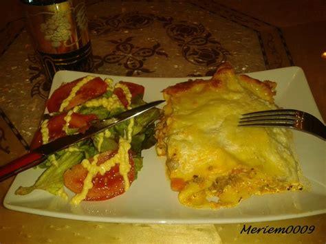 la cuisine de meriem lasagnes la cuisine de meriem