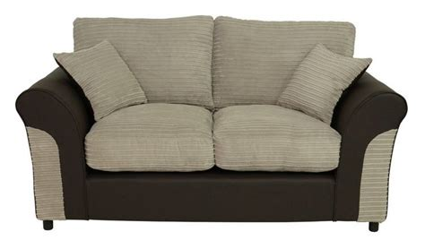 2 Seater Sofa Argos by Buy Argos Home Harry 2 Seater Fabric Sofa Bed