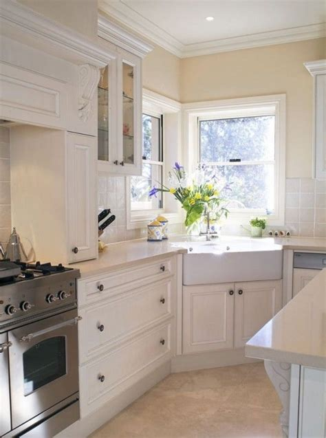 kitchen sinks corner corner farmhouse sinks corner sink and beautiful joinery 2998