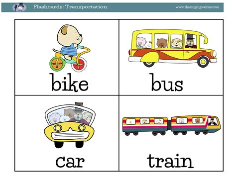 Flashcards For Kids  Kindergarten Preschool