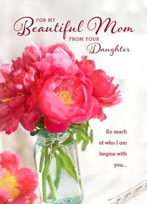 flowers  daughter happy birthday mom  daughter