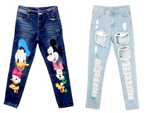 Cartoon Jeans Pictures To Pin On Pinterest