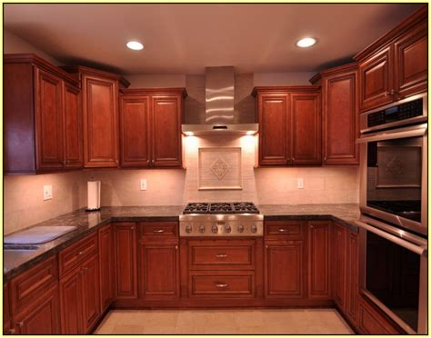 kitchen backsplash ideas with cherry cabinets kitchen backsplash ideas with cherry cabinets 9057