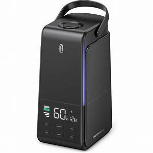 4l Ultrasonic Cool Mist Humidifier With Automatic Humidity