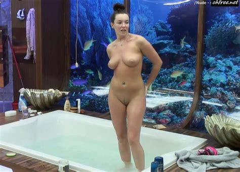 Big Brother Uks Harry Amelia Naked Full Frontal On The