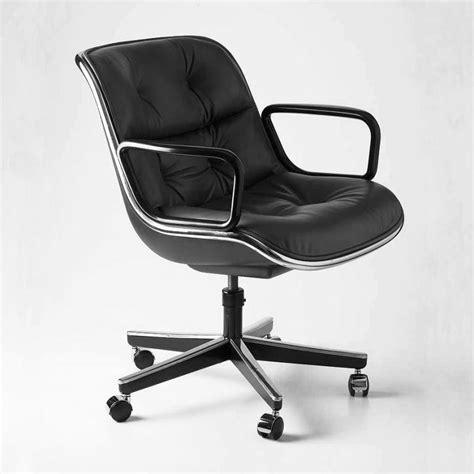 fauteuil de bureau knoll pollock fauteuil sur roulettes knoll international