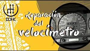 Reparaci U00d3n Velocimetro  Cap 3   Mercedes 190e  Dohc Stage