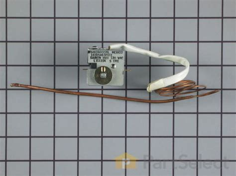 ge wb20k8 oven thermostat partselect ca