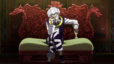 zeno anime hunter zoldyck badass