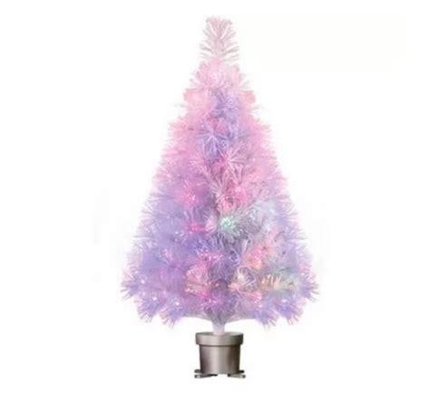 purple fibre optic christmas tree buying a purple tree it s time