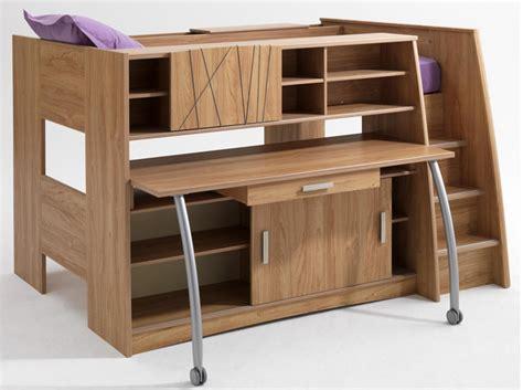 lit mezzanine avec bureau fly tendance le lit mezzanine lits mezzanine mezzanine et