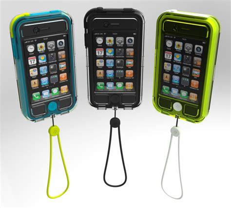 waterproof iphone cases escapecapsule waterproof iphone 4 gadgetsin