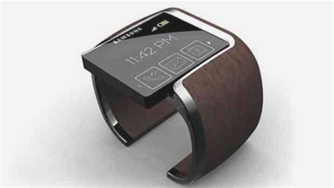 samsung galaxy gear smartwatch filing unearthed