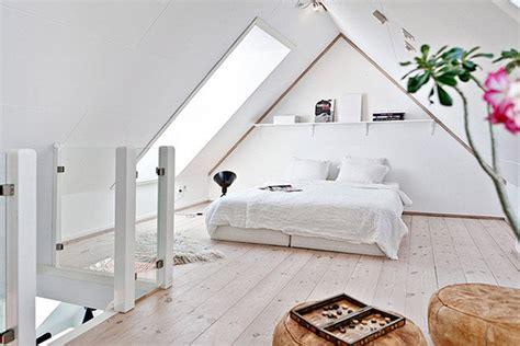 wandgestaltung schlafzimmer dachschraege