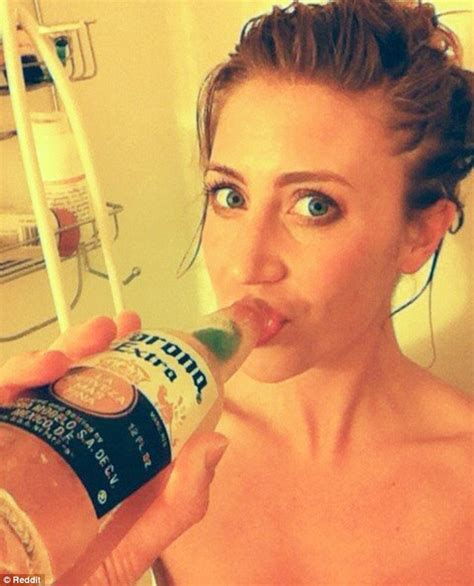 Beer Lovers Enjoy A Cold One In The SHOWER And Post
