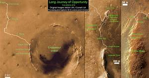 Martian Winds Give Opportunity Rover Big Power Boost Atop ...