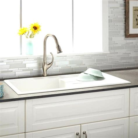 white granite composite kitchen sink white composite sink meetly co