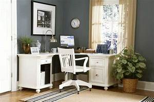 Decorating ideas for small home office home design ideas for Decorating ideas for small home office