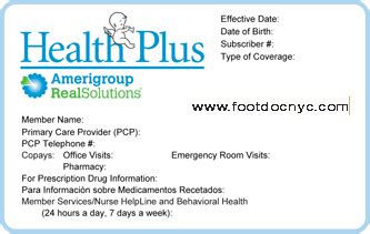 Not all health insurance cards have rx group numbers. Amerigroup Insurance Card Image | mamiihondenk.org