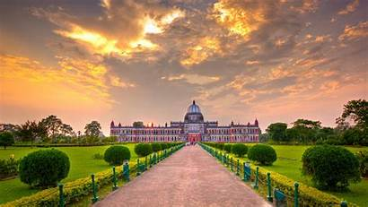 India Palace Desktop Wallpapers Cooch Behar Background