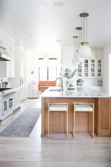 cc  mike kitchen remodel reveal large natural wood