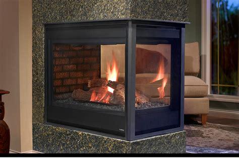 peninsula gas fireplace gallery of unique fireplace design ideas heatilator