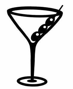 Martini Glass Clipart - ClipArt Best