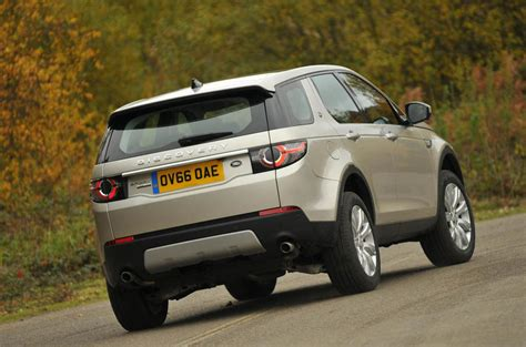 land rover discovery sport hse 2017 land rover discovery sport hse luxury review autocar