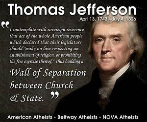 Separation of church and state Quotes. QuotesGram