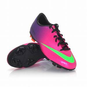 Nike Mercurial Victory IV FG - Kids Football Boots ...