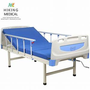 Punching Bed Board Single Crank Disability Hospital Beds
