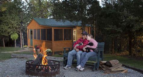 lodges  cabins  illinois
