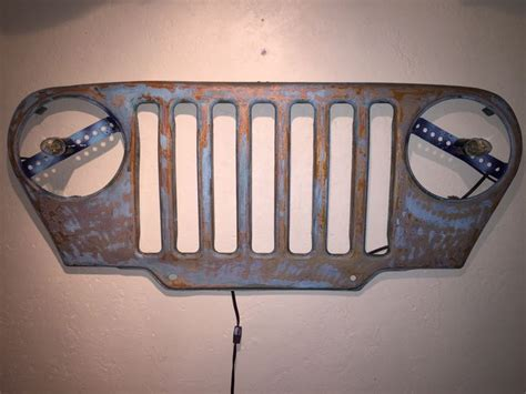 jeep grill art 17 best images about metal on pinterest metals modern
