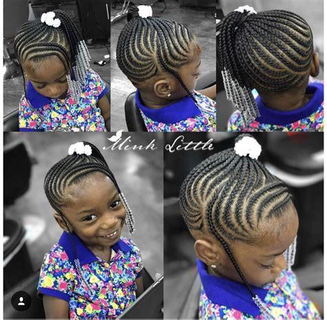 pin by desi tobie on flower girl styles kids braided