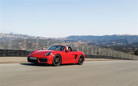 New Names For The 2017 Porsche Cayman And Boxster The