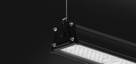 lighting ta bay hirack led linear high bay light agc lighting