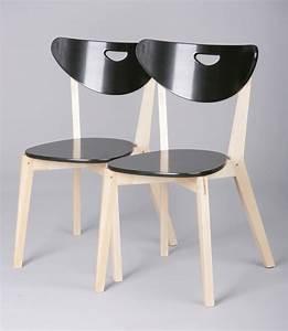 Cuisine bois et noir agrandir une cuisine bois et blanc for Deco cuisine avec chaise blanche et bois