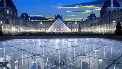 Desktop Buildings Put Architecture Wallpapers Louvre Gawker
