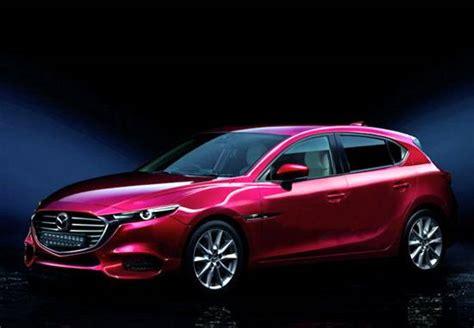 2019 Mazda 3 Hatchback Redesign  Reviews, Specs, Interior